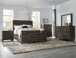 Low Profile Furniture by Modus Furniture Townsend Low Profile Bedroom
