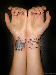 94 magnificent wrist tattoo