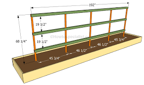 how to build a flower bed howtospecialist how to build step