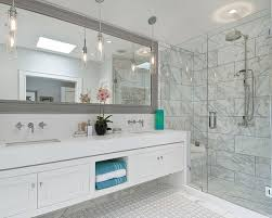bathroom wall mirror ideas inspiration of large framed bathroom wall mirrors with best 25