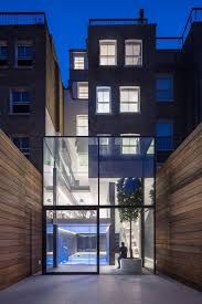 Glass Box House Victorian Remix London Home Extended With A Glass Box And