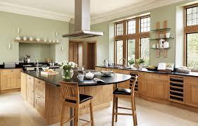 cuisine contemporaine en bois table cuisine contemporaine bois cuisine idées de décoration de