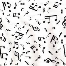music notes wallpaper qygjxz