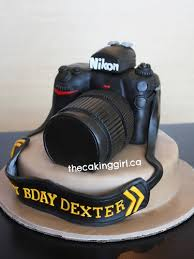 camera cake amaris get you some mad skills before moms 50th