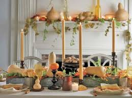 thanksgiving decorating ideas that complement your interior design