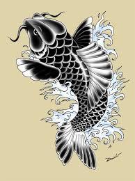 carp fish tattoo fish tattoos designs and ideas page 3