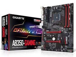 amazon com gigabyte ga ab350 gaming amd ryzen am4 b350 smart fan