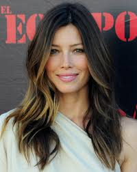 brown long hairstyles 8 gorgeous long hair styles for round face