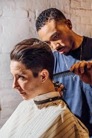 fem boys at the hair salon womens barber shop haircuts
