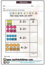 math worksheets printable math exercises for preschool
