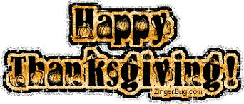 happy thanksgiving glitter myspace glitter graphic comment