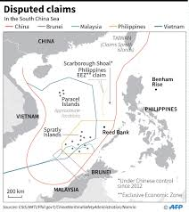 South China Sea Map Mattis Signals Harder Line In South China Sea Asia Times