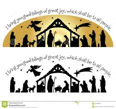 christmas clip art nativity u2013 101 clip art