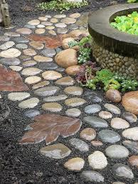 Garden Stones And Rocks 10 Stunning Diy Rock Pathway Ideas 9 Diy Home Creative