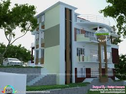 dual family house plans multi family house plans india
