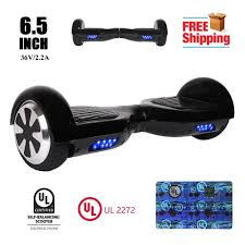 ul 2272 certificated 36v 2 2a 6 5 inch hoverboard two wheel