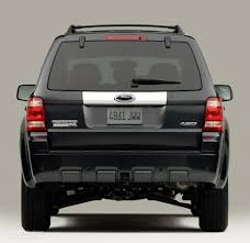 ford escape specs 2007 2008 autoevolution