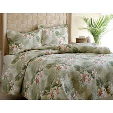 Coastal Quilts Tommy Bahama Tropical Orchid Quilt Set Hayneedle