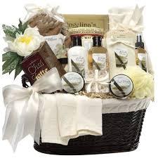 bathroom gift basket ideas gift basket for
