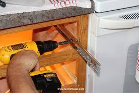 100 kitchen cabinet drawer slides self closing 52 best