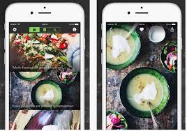 application recettes de cuisine green kitchen l appli pour apprendre à cuisiner végétarien
