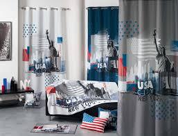 chambre ado new york deco chambre ado usa des tapis pour plaire aux ados