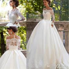 Vintage Lace Wedding Dress Discount Vestido De Noiva 2017 Vintage Lace Bridal Dress