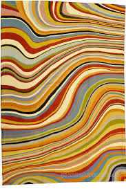 Thick Wall Tapestry Modern Wool Rug Roselawnlutheran