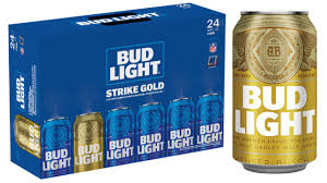 bud light beer can find a gold beer can and win super bowl tickets for life fox8 com