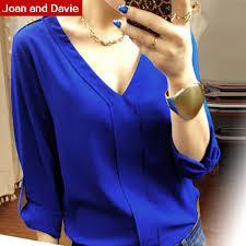 royal blue blouse top royal blue shirts for womens custom shirt