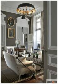 Modern And Classic Interior Design Present Day Classic Interior Living Trend Http Www