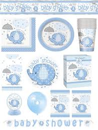 Blue Baby Shower Decorations Baby Shower Decorations Ebay