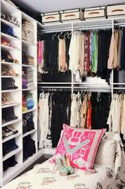 black closet offers dramatic style for him and her closet