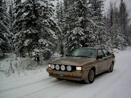subaru rally snow ur quattro snow u003d truth audiphile