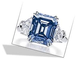blue engagement rings blue engagement rings symbol of peace and