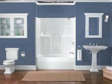 painting ideas for bathroom 20 ideas for bathroom wall color diy