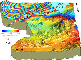 Turkey Mountain Map Earthquakes Without Frontiers The 2011 Van Eastern Turkey