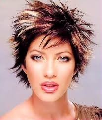 highlights in very short hair 19 best chunky highlights images on pinterest hairstyle short