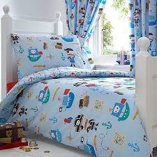 Debenhams Bed Sets Bluezoo Blue Toddler Duvet Cover And Pillow