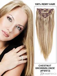 remy hair extensions chestnut brown clip in indian remy hair extensions