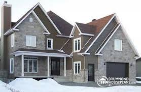 luxury home plans for narrow lots narrow lot house plans below 50 from drummondhouseplans com