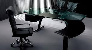 Modern Glass Executive Desk Modern Glass Executive Desk Furniture Info