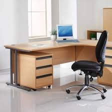 Office Furniture Computer Desk Desks Computer Writing Corner Office Wayfair Co Uk