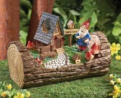 Fairies For Garden Decor 51 Best Secret World Of Gnomes Images On Pinterest Gnome Garden