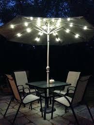 patio umbrella with solar led lights patio umbrella with solar led lights the super favorite umbrella