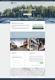 custom property management websites and best practice web design