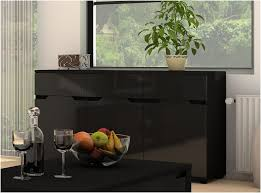High Gloss Sideboards Uk High Gloss Wide Sideboard Storage Unit