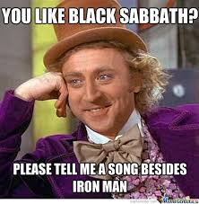 Black Sabbath Memes - black sabbath by marco leyva 79 meme center