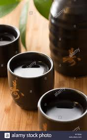 cool cups in the hood cold sake stock photos cold sake stock images alamy