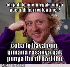 Foto Meme Indonesia - meme comic indonesia on twitter ngeluh gapunya pacar pas valentine